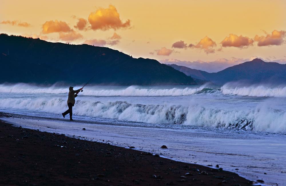 Rarangi Beach Marlborough